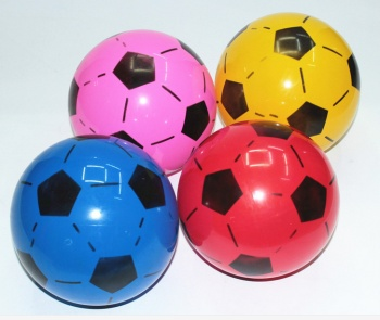 9 inch inflatable bounce toys manufacturers selling children's toys for kindergarten education balls pool balls