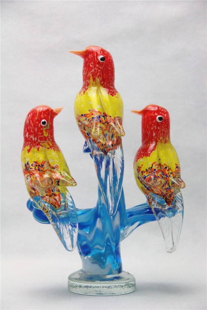 Supply Pure Hand Glass Handicrafts Home Decorations Ideas Crafts