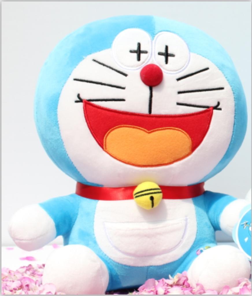 30cm多来a梦非常宝贝毛绒玩具批发礼品公仔玩偶