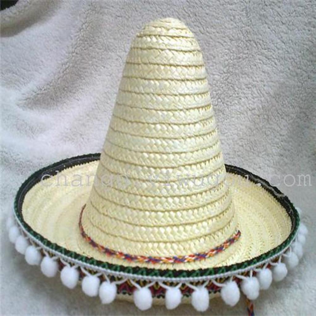 彩带帽子的钩织方法与图解