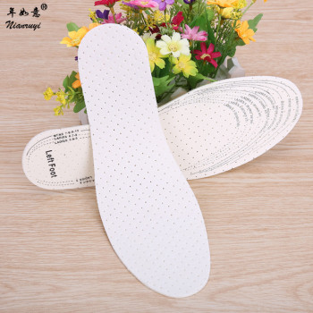 Cut exports of knitted fabric LaTeX insole unisex insoles seasons universal