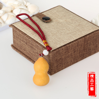 Opening natural gourd Feng Shui auto accessories home decoration crafts gourd ornaments