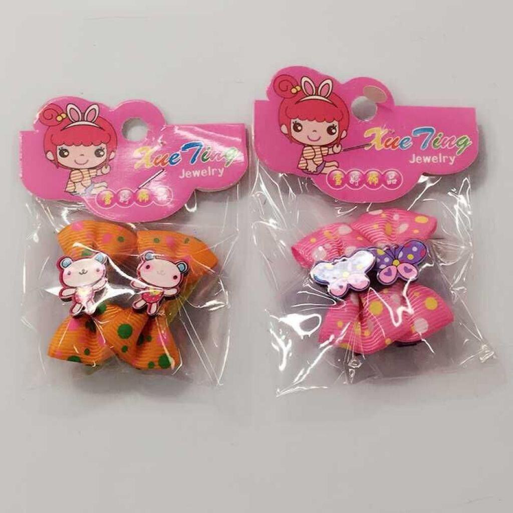 韩版流行女儿童发饰 甜美宝宝发夹 头饰