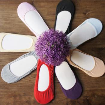 Socks factory wholesale Korea explosions light cotton socks boat socks ladies candy-stall socks wholesale