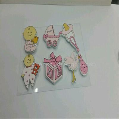 Accessories crafts accessories refrigerator, garment accessory uses a wide
