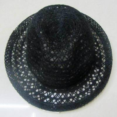 Supply New paper braid small hat simple fashion hat manufacturers ... 36dce9f6e7c
