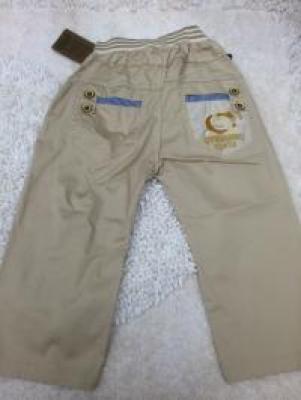 Boy boys casual cropped pants