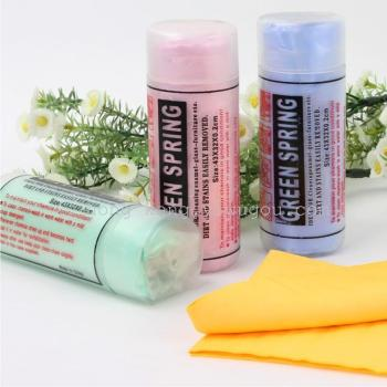Large padded car wash water deer towel cleaning towel dry hair synthesis auto accessories