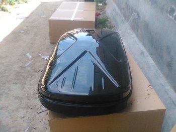 汽车车顶行李箱