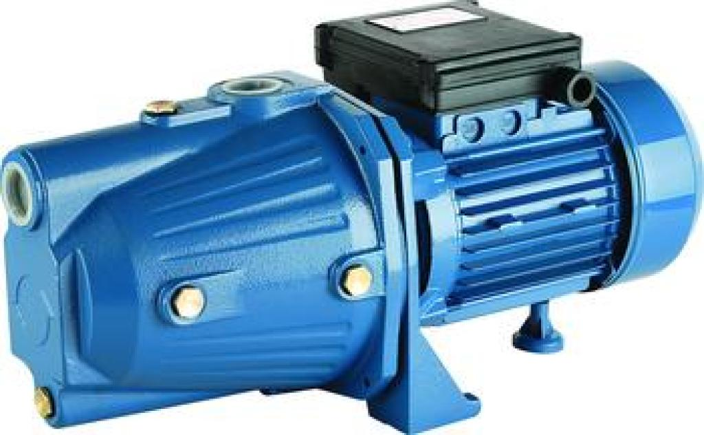 注水泵结构示意图