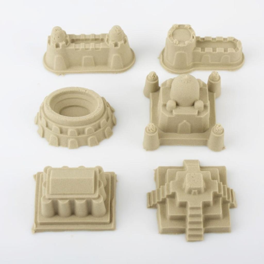 太空玩具沙空气魔法粘土diy沙滩玩具模具城堡