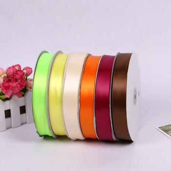 供應各類彩色滌綸帶織帶 2.5cm滌綸帶 包裝彩帶