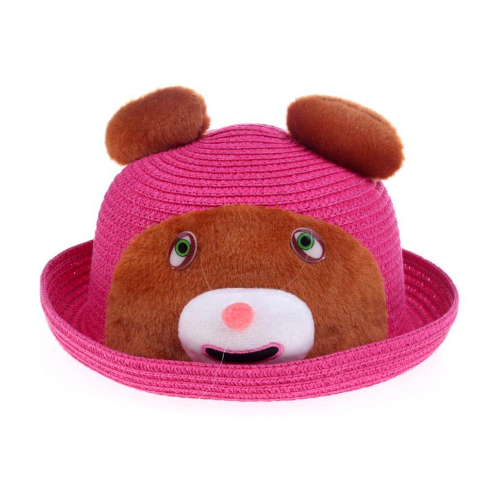 卡通多花型帽儿童帽子动画片喜洋洋帽子21