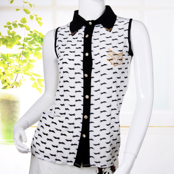 2015 new summer sleeveless sweater fashion female hollow cardigan