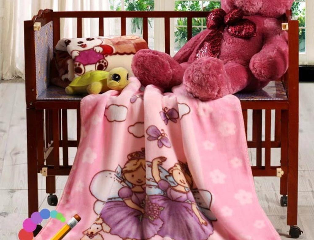 香水芙蓉云童毯儿童毛毯小云毯高级儿童毯