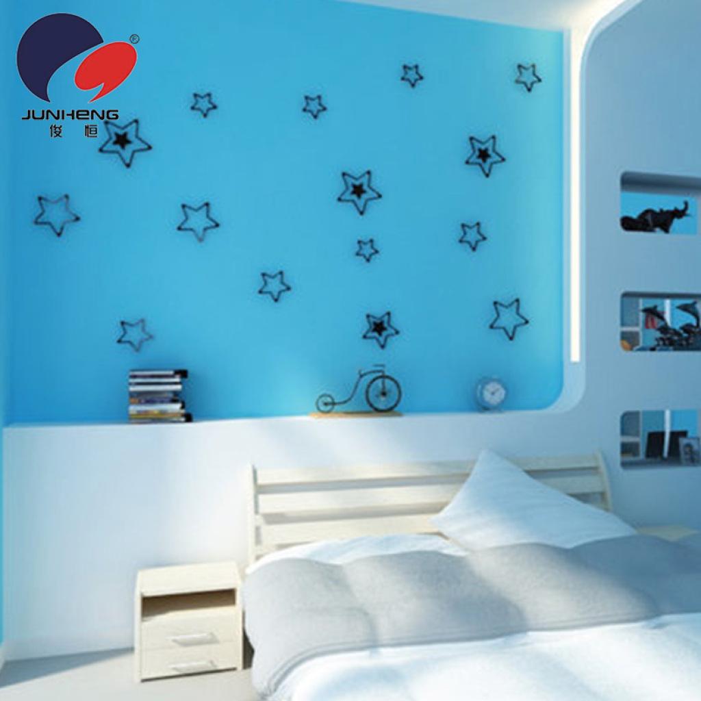 ペンタグラム立体 3 D の壁ステッカーのアイデアの背景装飾ステッカーの壁のステッカー 0349