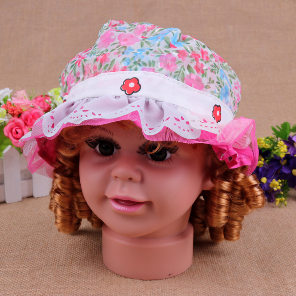 Supply Snow Baby Caps Children Hat Sun Visor Summer e7d88026a23