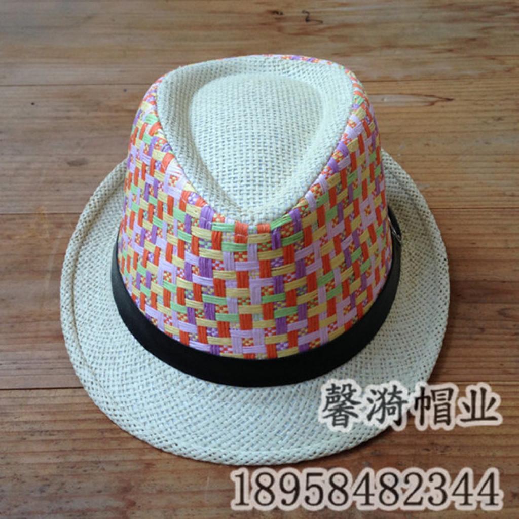时尚爵士帽帽子