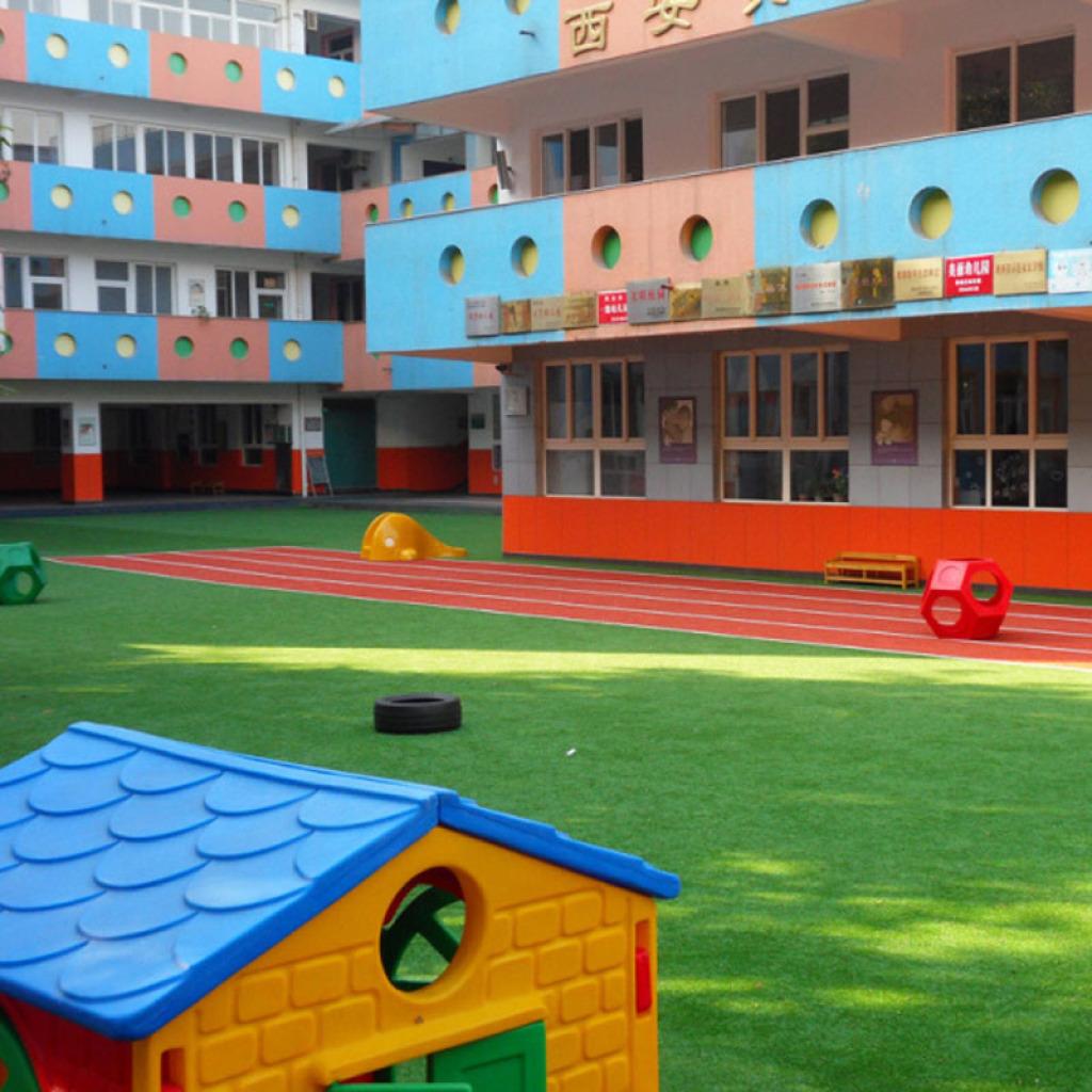 义乌绿舒坦/足球草坪/幼儿园假草皮/屋顶草坪
