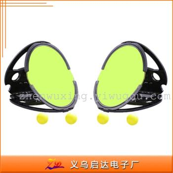 Special recreational and creative frog spit balls children's sports and leisure beach ball fitness hand ball wholesale