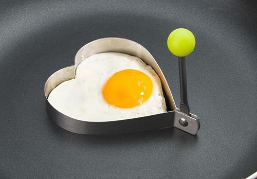 不锈钢煎蛋模具 煎蛋器 厨房神器小工具鸡蛋磨具模型煎蛋圈