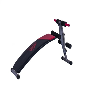 Back plate back plate household multifunctional tummy crunches situps fitness equipment abdominal Board
