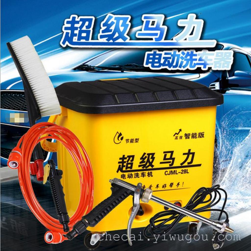 electric car motor horsepower induction motor 28l super horsepower electric car washing frequency conversion motor 12v with no wheels supply