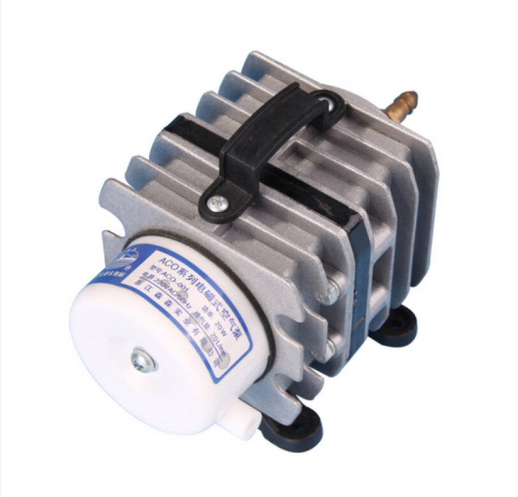 电磁式空气压缩机aco-001