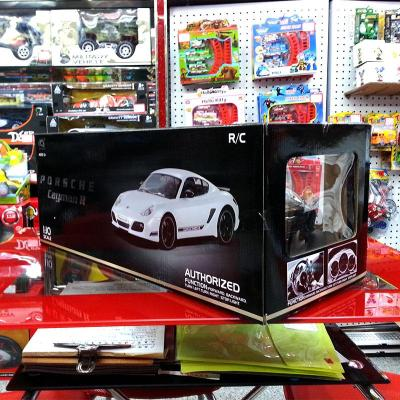 Porsche Super 1:10 remote control car children charging model toys wholesale