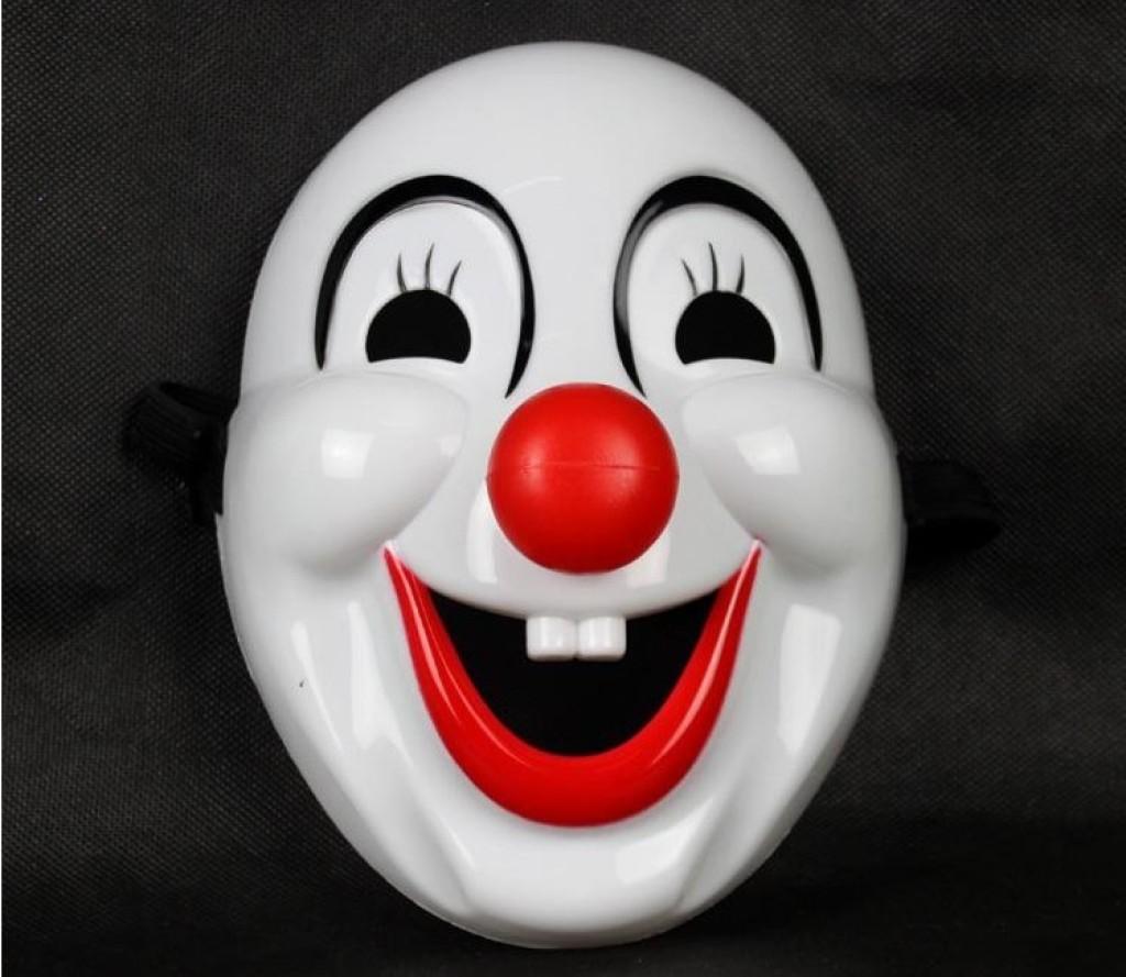 小丑加鼻子 舞会面具