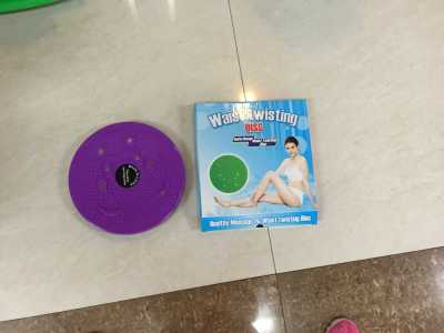 Twist disc / disk / push ups and other fitness equipment fitness