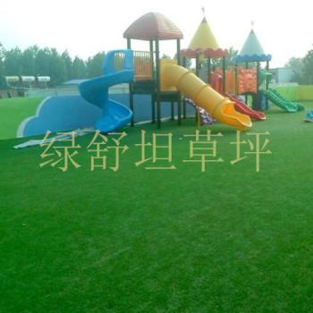 Yiwu lawn artificial turf artificial turf plastic fake lawn nursery school roof terrace green carpet