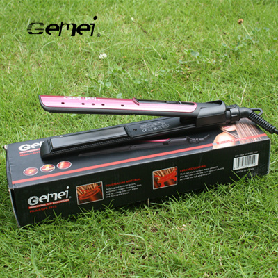 GEMEI beauty 2910 splint high-grade trade straight hair salons