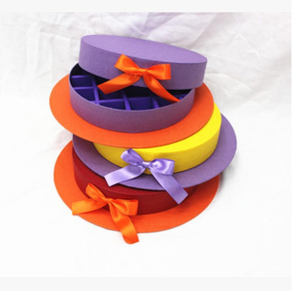 帽子创意巧克力包装盒子图片