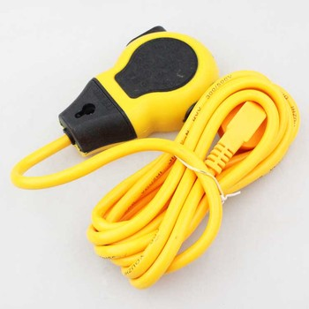 9.9 Yuan ten shop products supply adapter connection plug Board Strip hoists socket