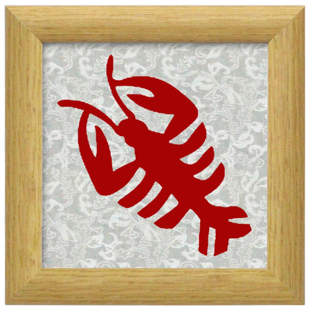创意手工磁性剪纸海洋动物