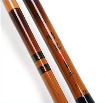 东岛竹皇溪流竿3.9米碳素超轻超硬钓鱼竿钓竿渔具鱼竿
