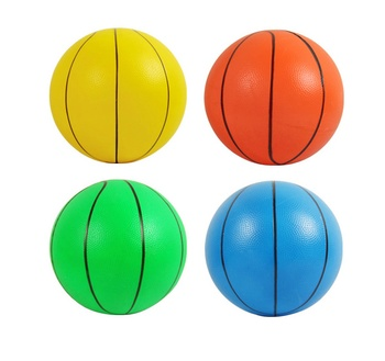 Factory direct children's inflatable PVC toys kindergarten basketball basketball baby wholesale