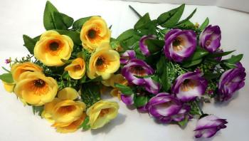 12 x 24 cotton simulation flower artificial flower flowers flowers