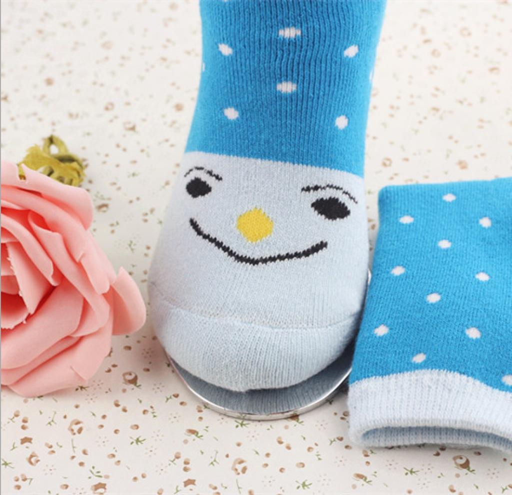 supply cotton super soft baby beluga cartoon tube socks socks-