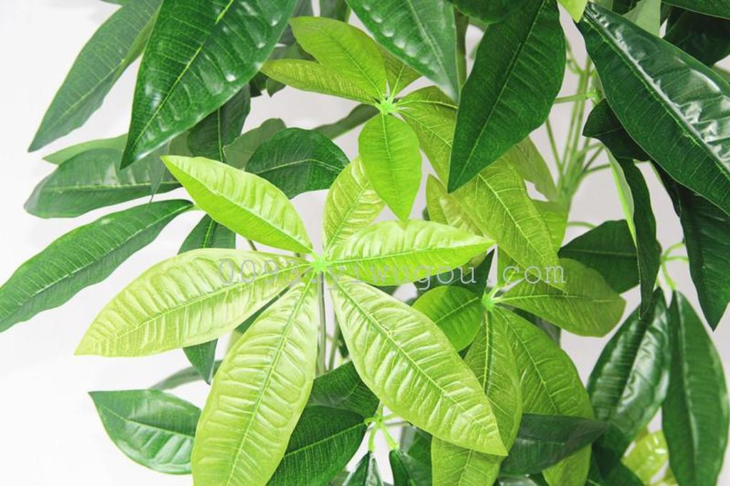 Supply artificial tree money plant simulation