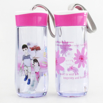 9.9 Yuan ten shop distribution of outdoor sports water bottles, portable water Cup A-125 Cup