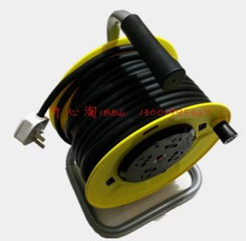 公牛绕线盘 单相线轴gn-8030-20米/30米电缆卷盘