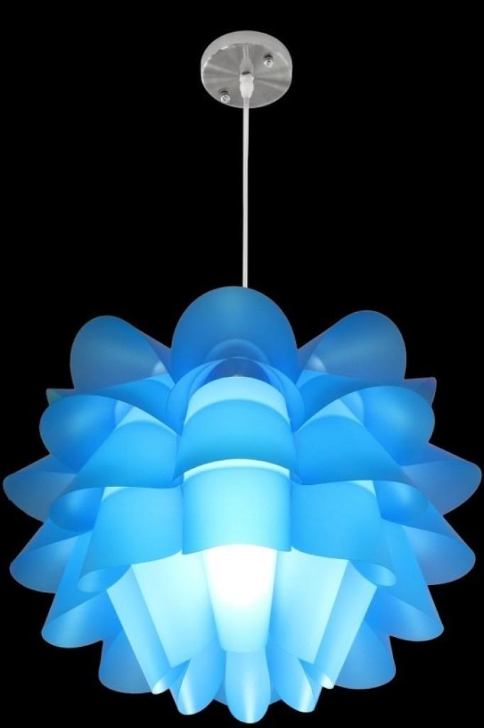 欧式花瓣形餐厅吊灯塑料吊灯pvc创意阳台灯ppc灯diy