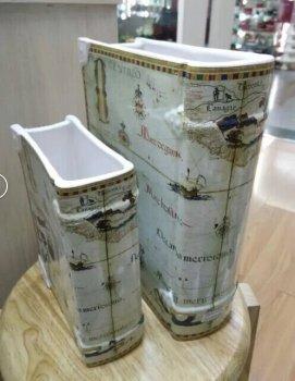 陶瓷欧式复古书盒