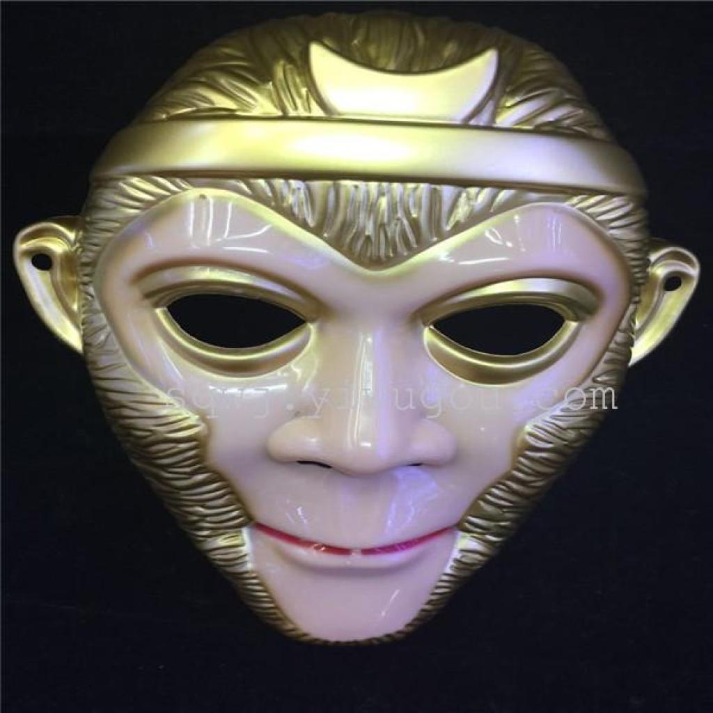 西游记孙悟空美猴王面具