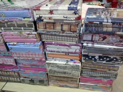 紫欣花语纯棉床品四件套133X72全棉高密高支四件套