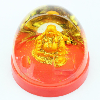Creative new home decoration plastic arts and crafts safety series safety and laughter Buddha