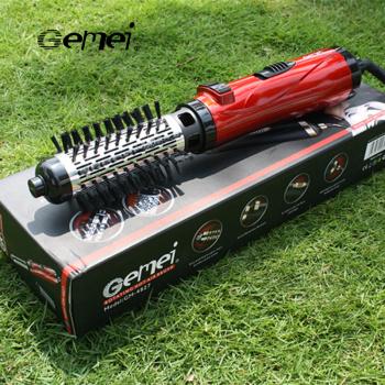 GEMEI格美4827吹风梳 电吹风 卷发梳套装
