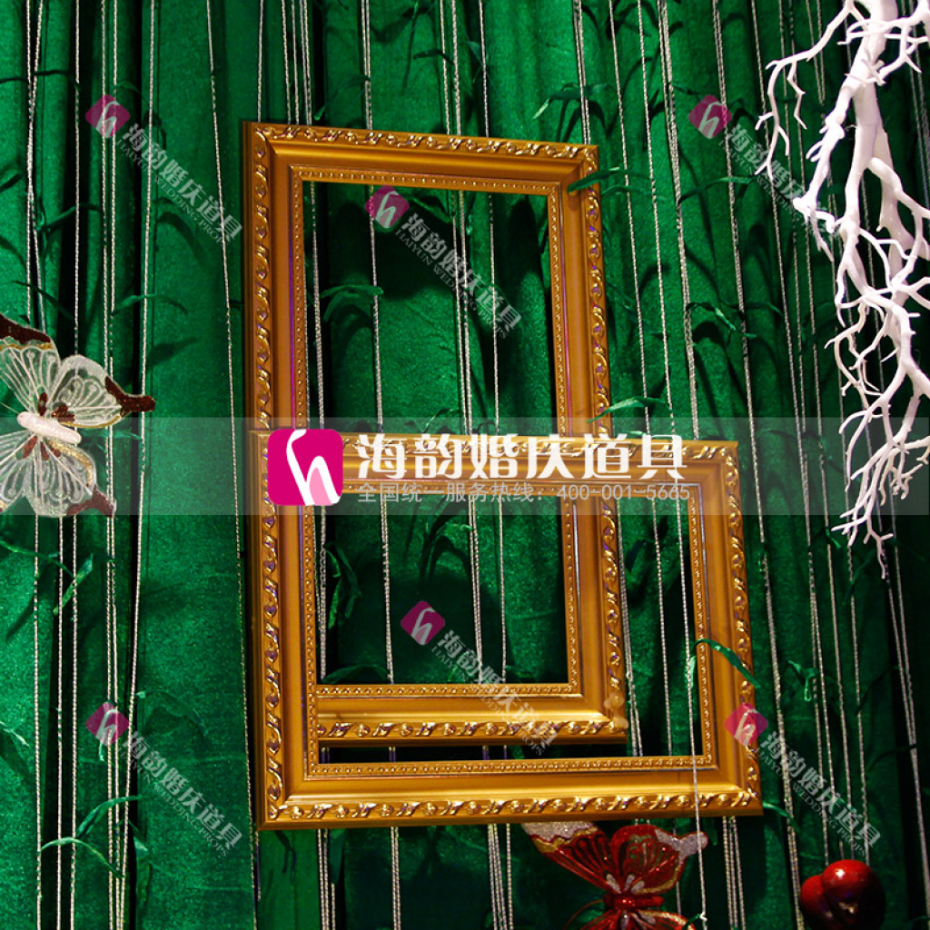 海韵婚庆道具 枯木假树枝摆件装饰 森林系列 塑料干树枝路引